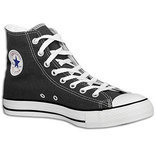Converse Chuck All Star Hi - Mens - Charcoal