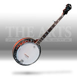 Fender 0955500021 FB55 5 String Banjo