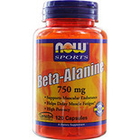 NOW Foods by Now Beta-Alanine 120 Caps
