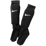 Nike Shin Sock III (Pair) - Boys Grade School - Black/White