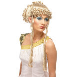 Blonde Greek Goddess Wig