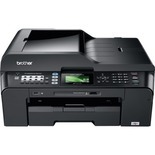 "Multifunction Inkjet Printer w/ Duplex , 21-3/10""x19-1/5""x10"", Black"