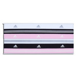 adidas Women's Sidespin Hairband 6 PK