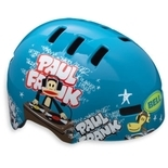 Bell Fraction Bike Helmet w/ Paul Frank Graphics Youth 2011