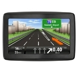 TomTom VIA 1405TM GPS Navigation - 4.3 Touchscreen, 4GB Internal Memory, Lifetime Traffic and Map Updates, US / Canada / Mexico Maps
