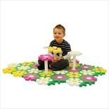 Tessell Flower Play Mat