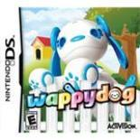 Wappy Dog w/ Interactive Toy - Nintendo DS