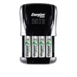 Energizer CHDCWB-4 Recharge Compact Charger with 4 AA Rechargeable Batteries