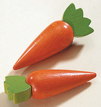 Haba - Wooden Food - Carrot