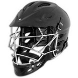 Warrior TII Lacrosse Helmet - Mens - Black